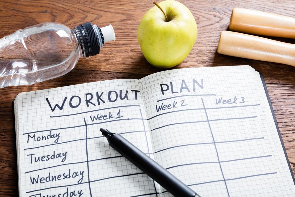 Comment créer ta routine d'entrainement : Conseils pour ceux qui débutent en Musculation