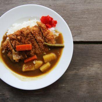 Poulet Katsu Curry