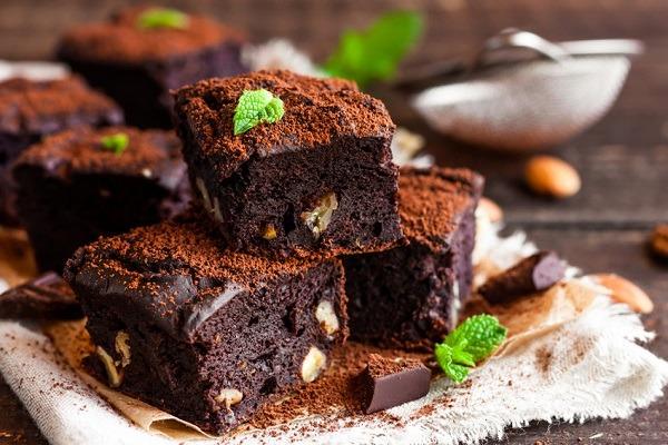 Brownies Protéinés Vegans