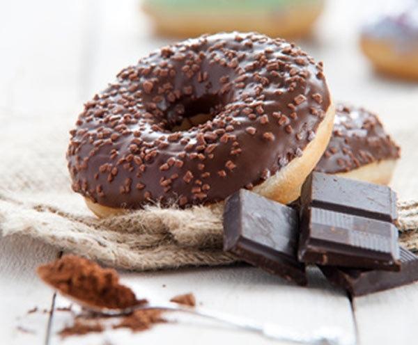 Donuts Choco – Cacahuètes