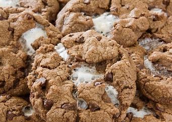 Cookies Vegan Marshmallow