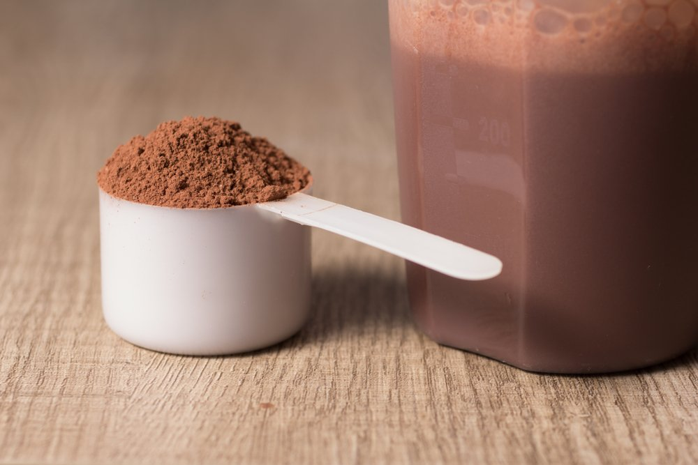 Protéine De Soja Pour La Croissance Musculaire